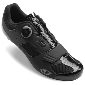 Giro Empire Trans Boa Road Cycling Shoes - Black