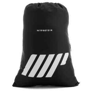 Myprotein Drawstring Bag - Black