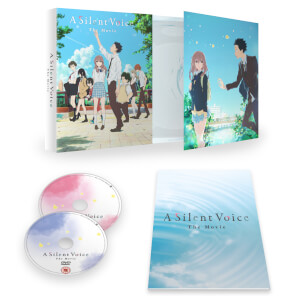 A Silent Voice - Collectors Combi (Dual Format Edition)