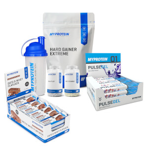 Mass Gain & Bulking-Bundle