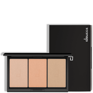 doucce Freematic Highlighter Pro Palette - Glow Effect (3) 6.8g