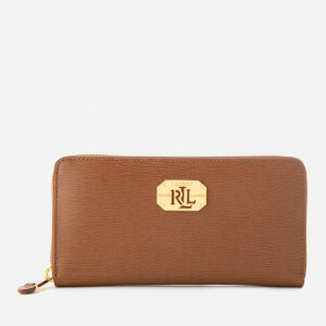 Lauren Ralph Lauren Women's Newbury Zip Wallet - Lauren Tan