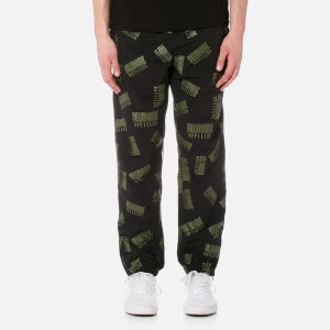Billionaire Boys Club Men's Repeat Print Track Pants - Black