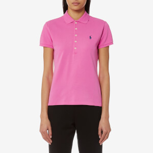 Polo Ralph Lauren Women's Julie T-Shirt - Pink Peonie