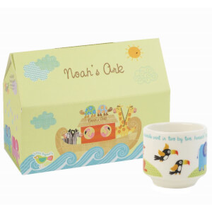 Little Rhymes Noah's Ark Stacking Egg Cups