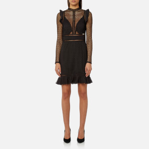 Guess Women's Jacqueline Dress - Jet Black
