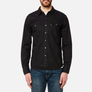 Levi's Men's Barstow Western Shirt - Black