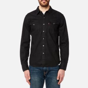 Levi's Men's Barstow Western Shirt - Black
