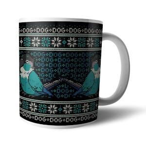 Jaiden Dog Christmas Mug
