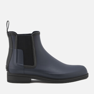 Hunter Men's Original Refined Chelsea Boots - Navy/Black