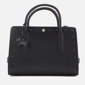 Radley Women's Liverpool Street Stud Medium Zip-Top Multiway Bag - Black