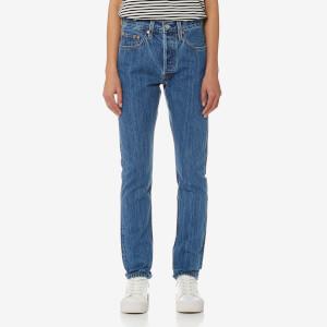 Levi's Women's 501 Skinny Jeans - Rolling Dice