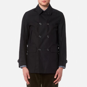 Oliver Spencer Men's Clerkenwell Coat - Black