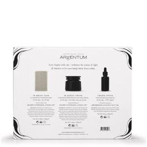 ARgENTUM coffret soins infinis All Encompassing Trio for Your Skin (Worth £344.00): Image 3
