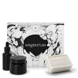 ARgENTUM coffret soins infinis All Encompassing Trio for Your Skin