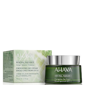 AHAVA Mineral Radiance Day Cream SPF 15 50 ml