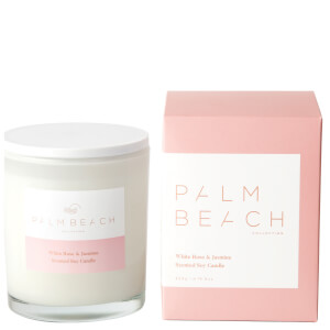 Palm Beach White Rose & Jasmine Standard Candle 420g