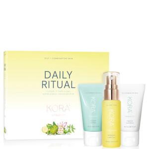 Kora Organics Daily Ritual Kit - Oily Combo