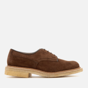 Tricker's Men's Woodstock Suede Derby Shoes - Ridge