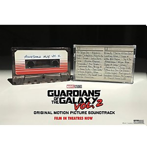 Guardians of the Galaxy: Awesome Mix Vol. 2 [CASSETTE]