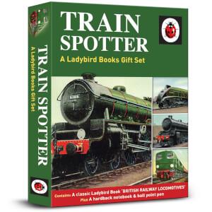 Ladybird Train Spotter Gift Set