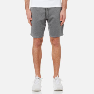 Lyle & Scott Men's Charlton Fleece Shorts - Mid Grey Marl