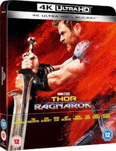 Thor: Der Tag der Entscheidung 4K Ultra HD - Zavvi UK Exklusives Limited Edition Steelbook: Image 2