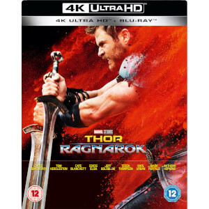 Thor: Der Tag der Entscheidung 4K Ultra HD - Zavvi UK Exklusives Limited Edition Steelbook