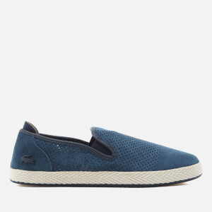Lacoste Men's Tombre Slip-On 117 Espadrilles - Navy