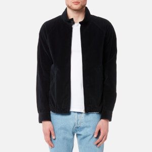 A.P.C. Men's Blouson Midtown Jacket - Faux Noir