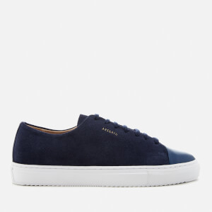 Axel Arigato Men's Cap Toe Suede Trainers - Blue