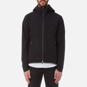 Herno Men's Laminar Hooded Jacket - Black