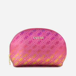 Guess Women's 4G For Fun Dome Bag - Fuchsia