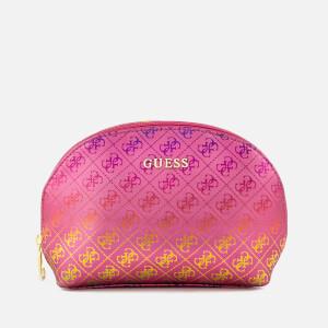 Guess Women's 4G For Fun Dome Bag - Fuchsia