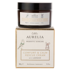 Little Aurelia from Aurelia Probiotic Skincare Comfort and Calm Rescue Cream -voide 50g