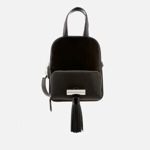 KENZO Women's Sailor Top Handle Bag - Black
