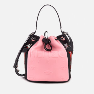 KENZO Women's Kanvas Bucket Bag - Flamingo Pink