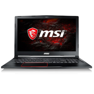 MSI GE63VR 7RF-044UK Raider (GeForce GTX 1070, 8GB GDDR5) 15.6