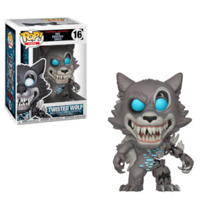 Five Nights at Freddy's Twisted Wolf Figura Pop! Vinyl