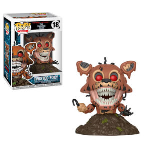Five Nights at Freddy's Twisted Foxy Pop! Vinyl Figure