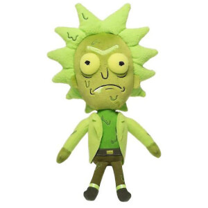 Rick and Morty Rick Pop Galactic Plüschtier