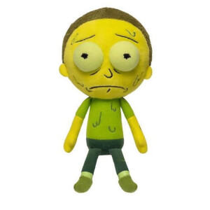 Peluche Funko Galactic Plush - Morty - Rick y Morty