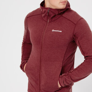 Montane Men's Viper Hoody - Redwood/Black