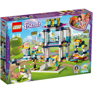 LEGO Friends: Stephanie's sportstadion (41338)