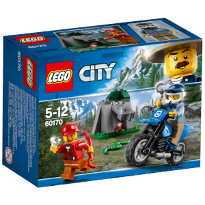 LEGO City Police: Off-road achtervolging (60170)