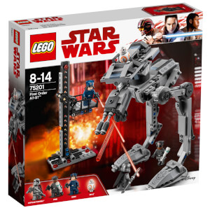 LEGO Star Wars Die Letzten Jedi: First Order AT-ST (75201)