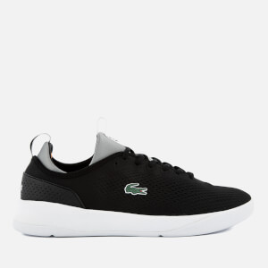Lacoste Men's Lt Spirit 2.0 118 1 Runner Trainers - Black/Grey