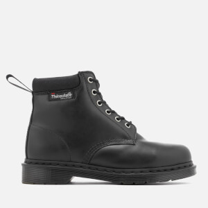 Dr. Martens 939 New Laredo Extra Tough Nylon Lace Low Boots - Black
