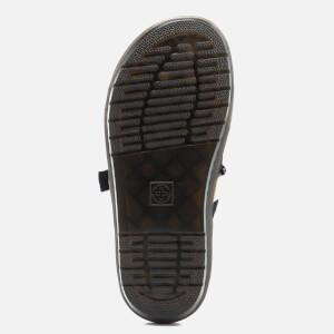 Dr. Martens Nerida Neoprene Webbing Slide Sandals - Black: Image 7
