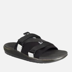 Dr. Martens Nerida Neoprene Webbing Slide Sandals - Black: Image 2